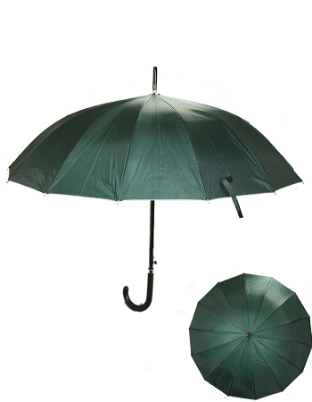UMB 033 GREEN UMBRELLA