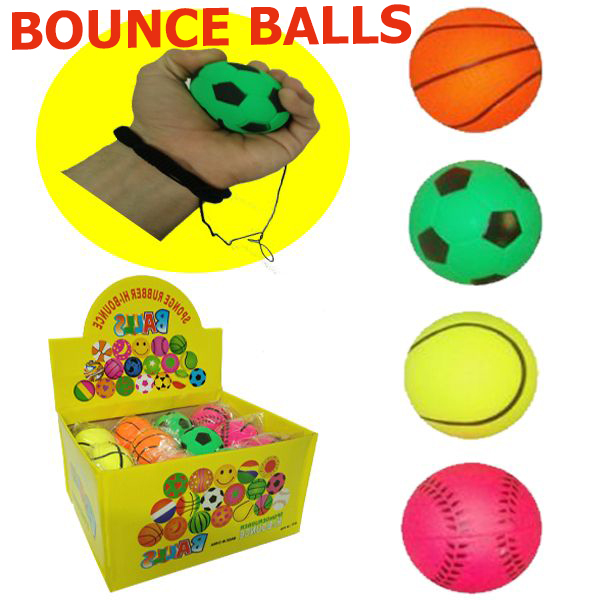 TOY 156 BOUNCE BALLS