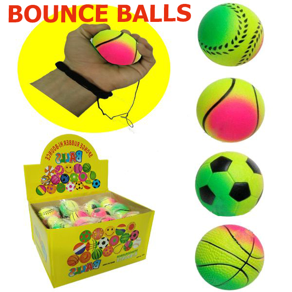 TOY 157 BOUNCE BALLS