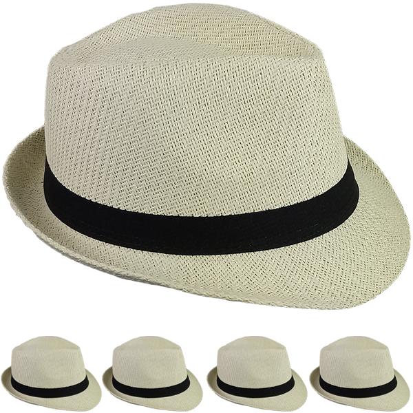 FEDORA HAT 202 ONE COLOR