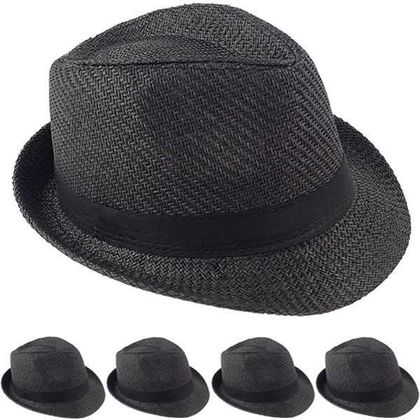 FEDORA HAT 206 ONE COLOR