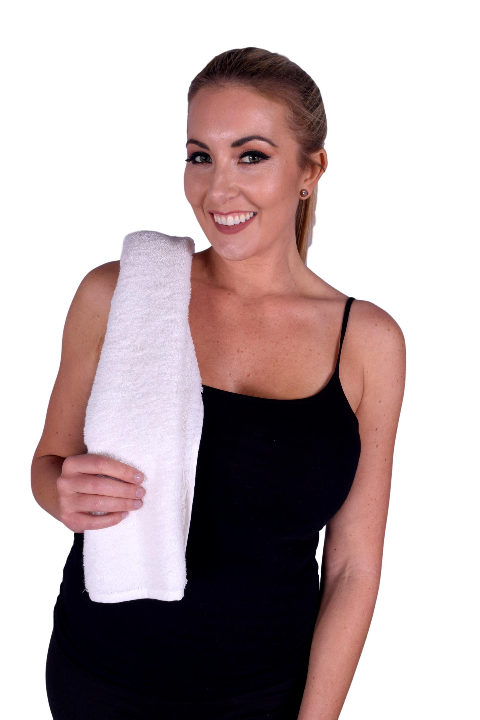 Towel 053 Ivory Color Hand Towel