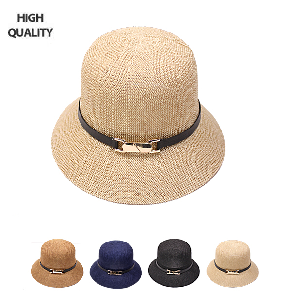 Elegant High-Quality Woman Bowler Hat (822)