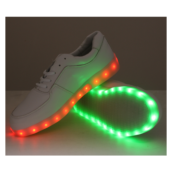 SHOES 003 LED SHOES KIDS MIX SIZE ( 6 PAIRS )