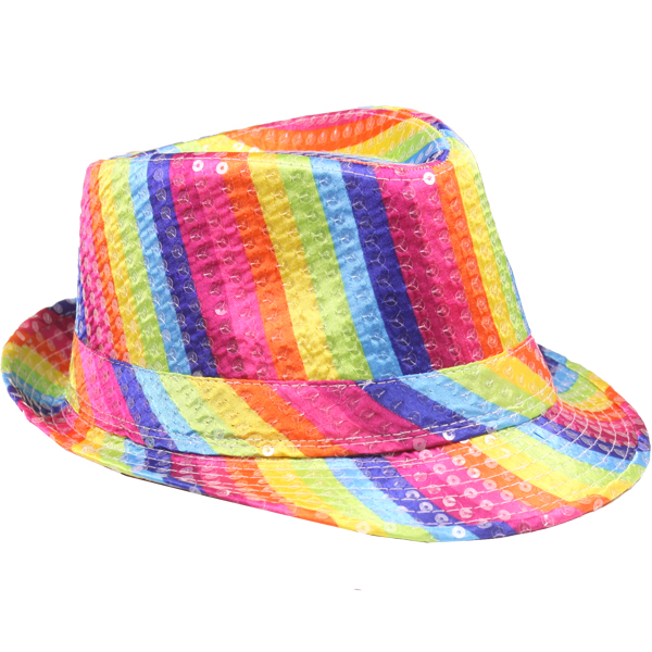KID FEDORA HAT 056 ONE COLOR