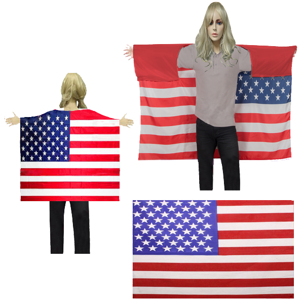 BESE 251 WEARABLE USA FLAG