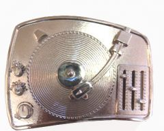 Mus 027 Turntable Belt Buckle