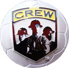 SPOR 155 Columbus Crew Belt Buckle Soccer