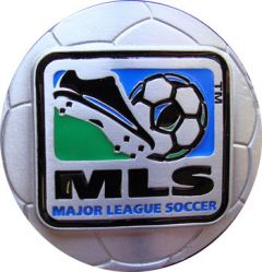 SPOR 160 MLS Soccer Belt Buckle