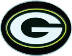 SPOR 183 Green Bay Packers Belt Buckle