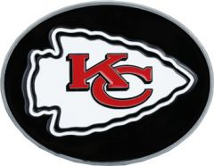 SPOR 191 Kansas City Chiefs Belt Buckle