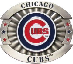 Spor 223 Chicago Cubs Belt Buckle