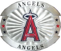 SPOR 237 Anaheim Angels Belt Buckle