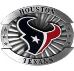 SPOR 246 Houston Texans Belt Buckle