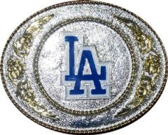 SPOR 247 LA Dodgers Belt Buckle