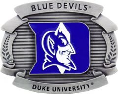 SPOR 251 Blue Devils Belt Buckle