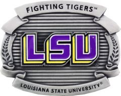 SPOR 252 LSU Tigers Belt Buckle