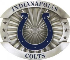 SPOR 254 Indianapolis Colts Belt Buckle