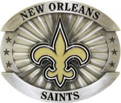 SPOR 255 New Orleans Saints Belt Buckle