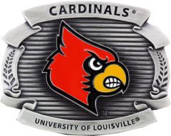SPOR 257  Cardinals Belt Buckle