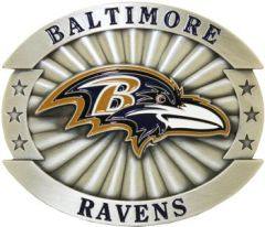 SPOR 260 Baltimore Ravens Belt Buckle