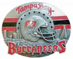 SPOR 318 Tampa Bay Buccaneers Belt Buckle