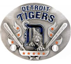 SPOR 319 Detroit Tigers Belt Buckle