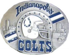 SPOR 324 Indianapolis Colts Belt Buckle