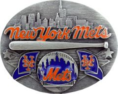 SPOR 332 New York Mets Belt Buckle
