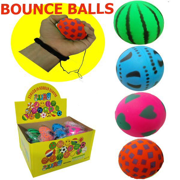 TOY 160 BOUNCE BALLS