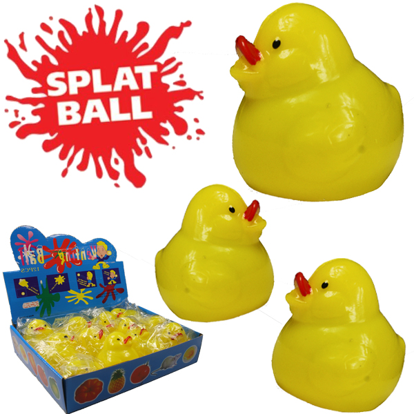 TOY 102 SPLAT BALL DUCK