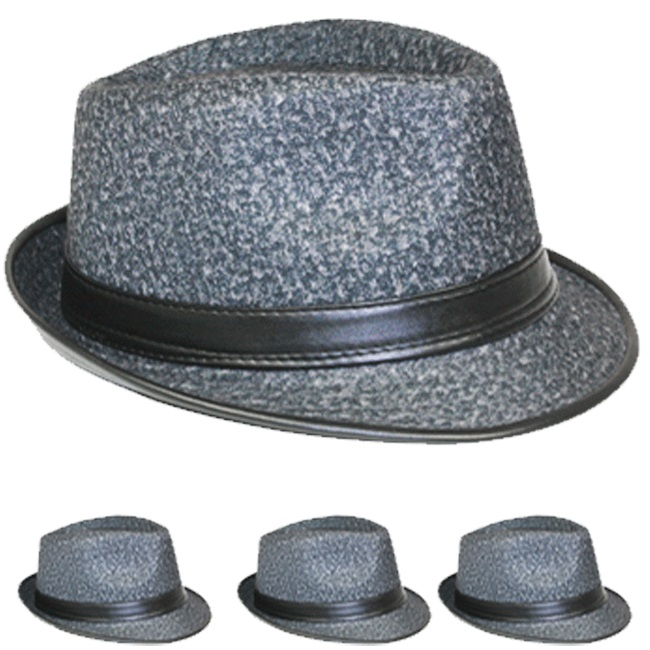 FEDORA HAT 032 ONE COLOR