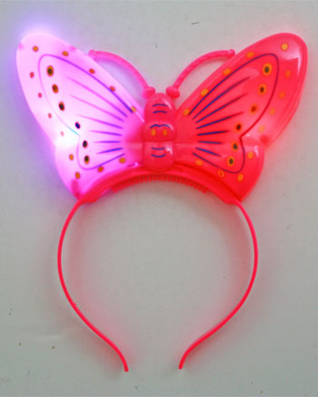TOY AB 007 FLASHING HEAD BOPPERS