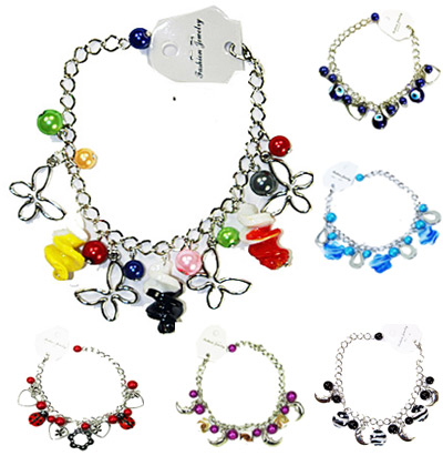 FBR AB 004 FASHION BRACELET  (MIX DESIGNS)