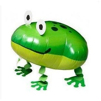 BLN 015 WALKING FROG BALLOON
