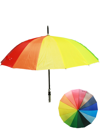 UMB 031 RAINBOW UMBRELLA
