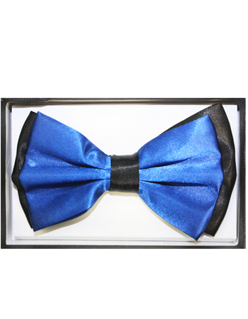 BOWTIE 529 TWO TONE NAVY BLUE