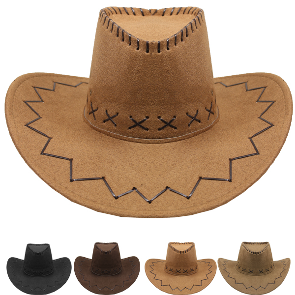 COWBOY HAT 035 MIX COLOR
