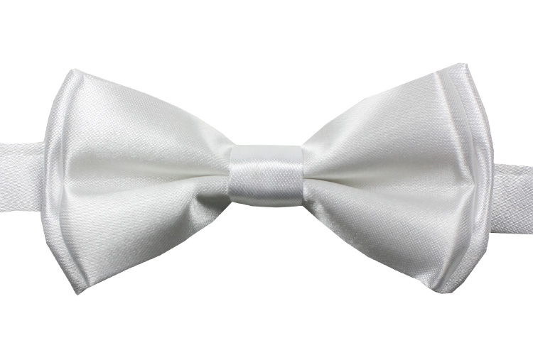 KID BOWTIE 502 WHITE