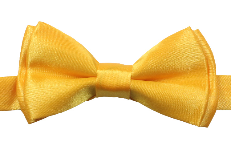KID BOWTIE 509 YELLOW