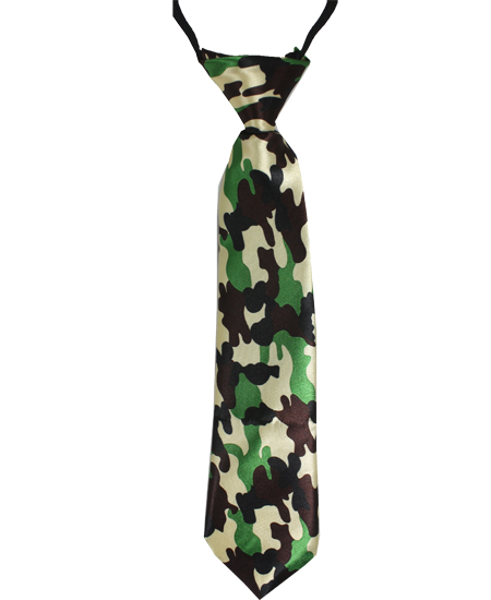 KID NECKTIE 415 MILITARY REGULAR