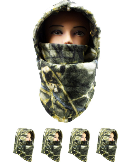 Camouflage Men Winter Hat (005)