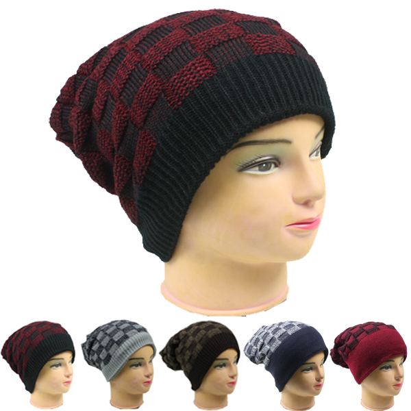 Knitted Women Woolen Hat (024)