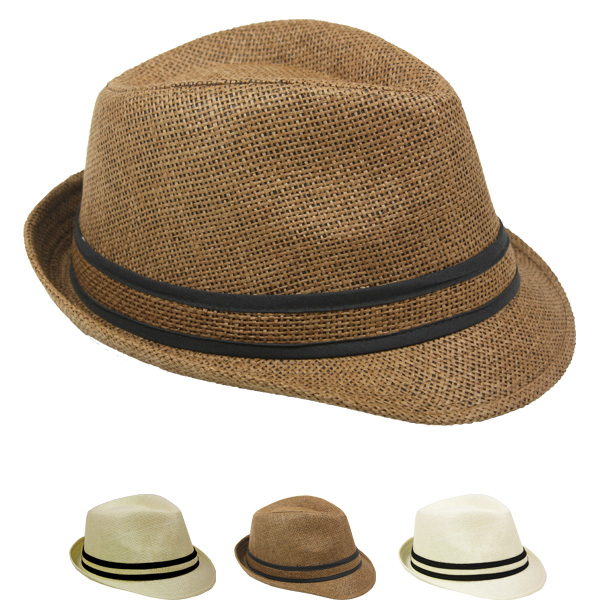 Adult Fedora Hat Mix Color (010)