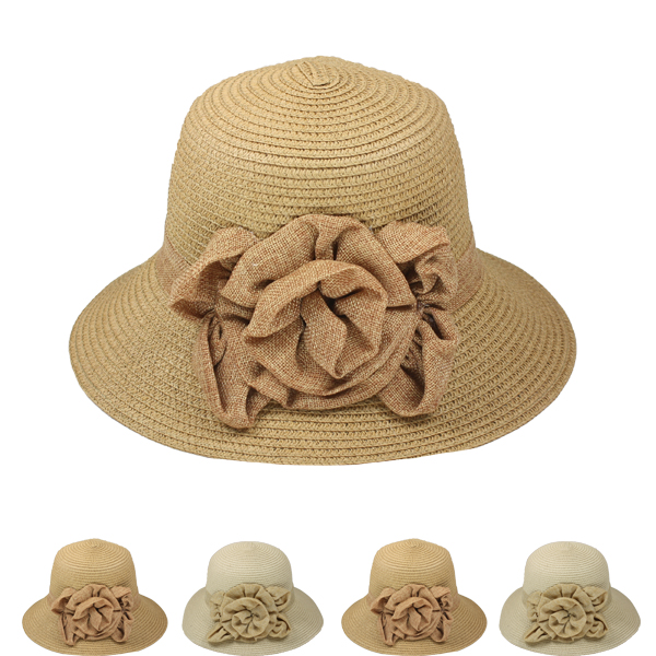 Dazzling Brown Shades Women Summer Bucket Hat (122)