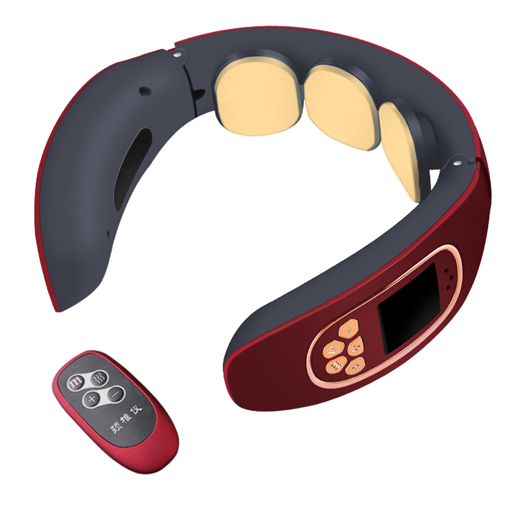 Remote Controlled Neck Massager (107)