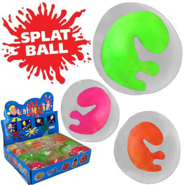 TOY 150 SPLAT BALL