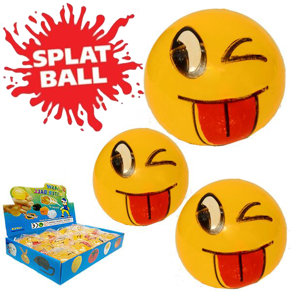 TOY 120 SPLAT BALL