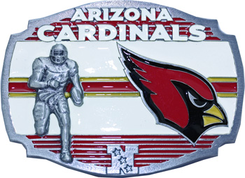 Arizona Cardinals Belt Buckle (SPOR 002)