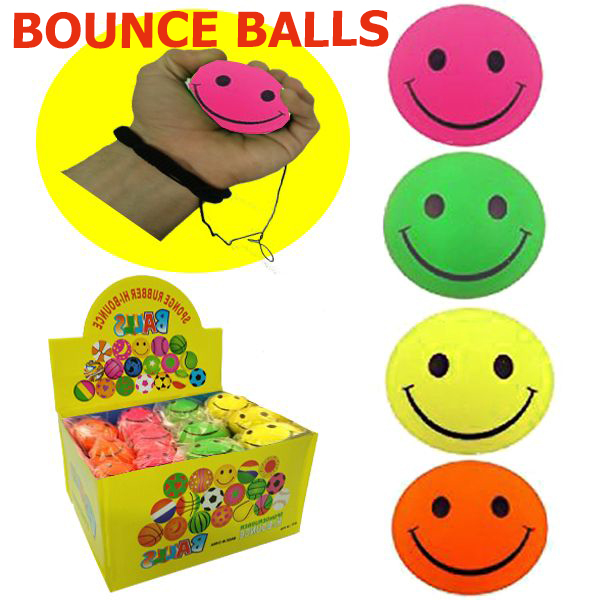 TOY 158 BOUNCE BALLS